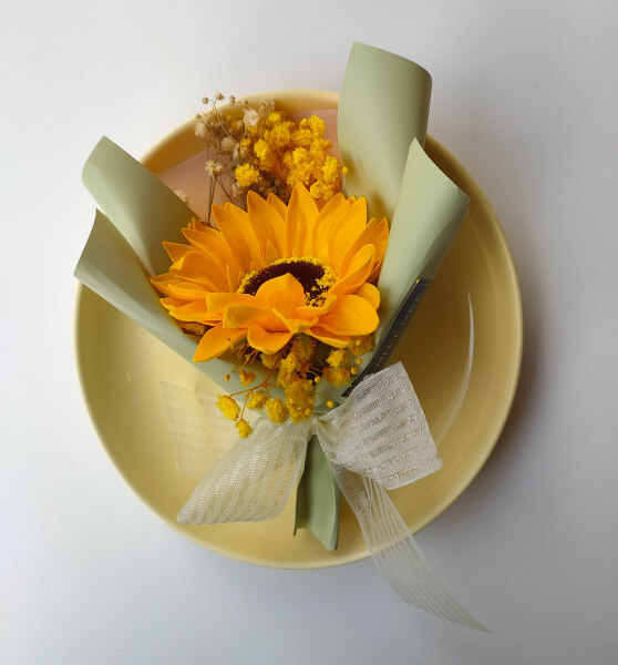 sunflower mini for events by little collins